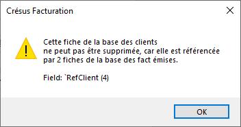 Prise En Main Avec Le Fichier Exemple Crésus Facturation