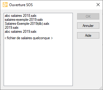 e7bf2877e5f Crésus affiche alors la liste des derniers fichiers traités. Il suffit de  sélectionner le fichier à récupérer