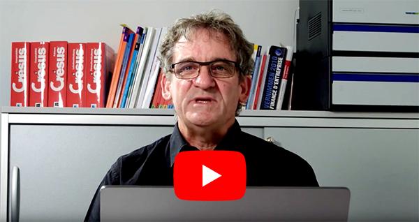 Vidéo de présentation des adresses structurées pour Crésus Facturation avec David Besuchet